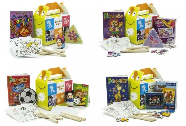 Happy Bag Kombi-Paket Var. 2, sortiert Größe.100x70x85mm