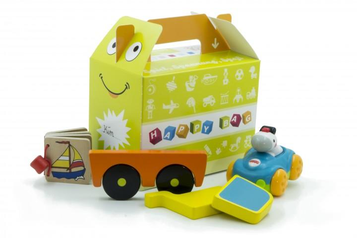 happy bag f r kleinkinder in gro. Black Bedroom Furniture Sets. Home Design Ideas